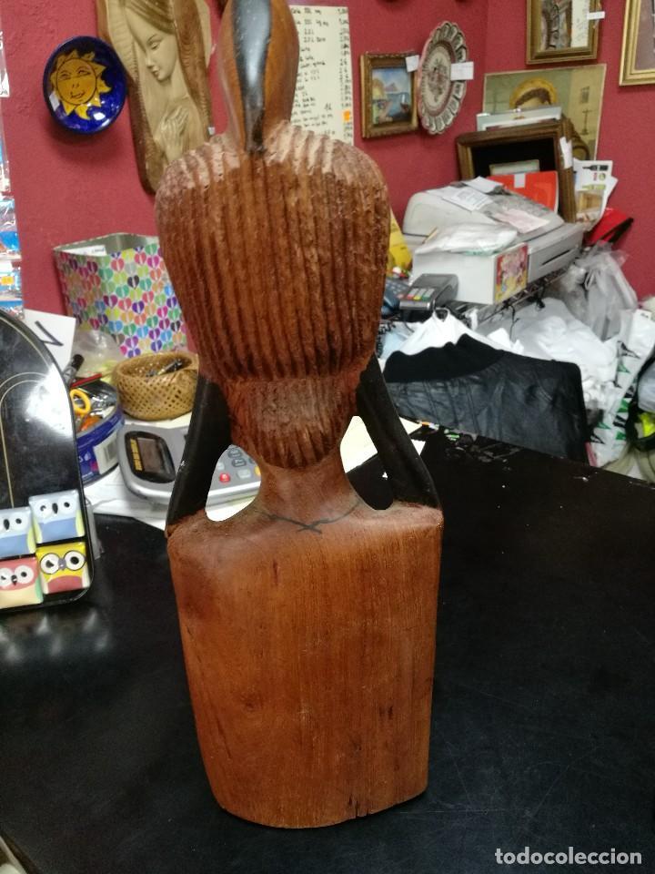 Arte: Talla de madera aficana - Foto 4 - 111109119