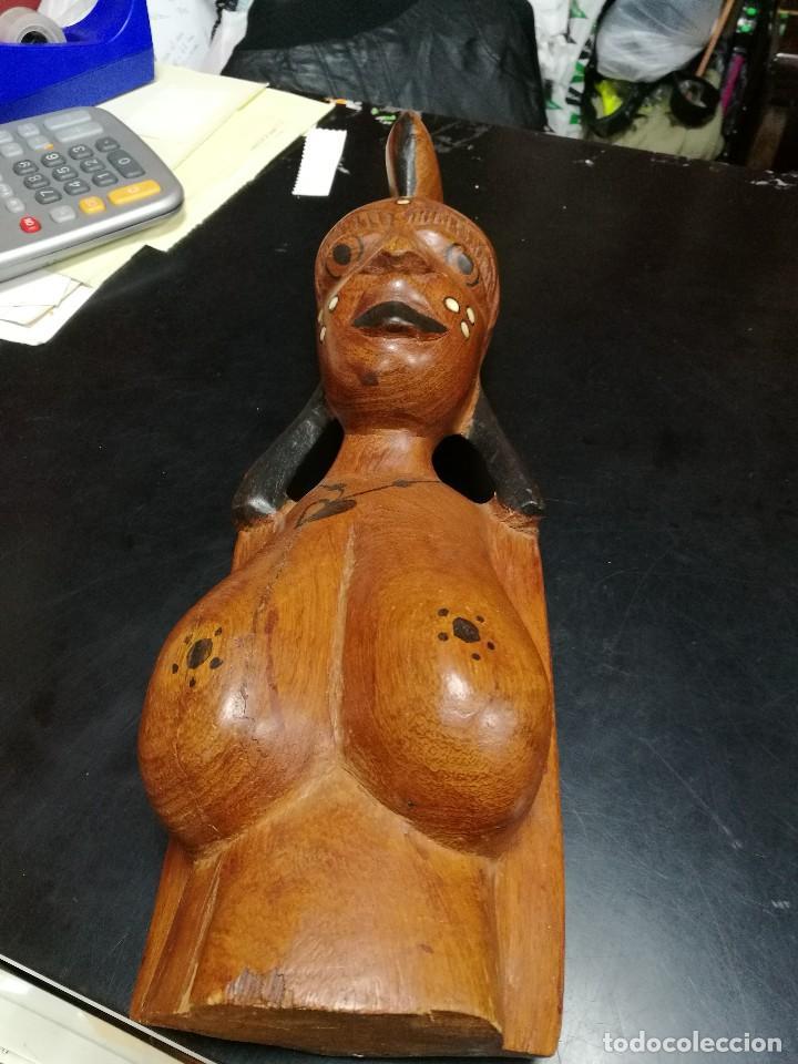 Arte: Talla de madera aficana - Foto 8 - 111109119