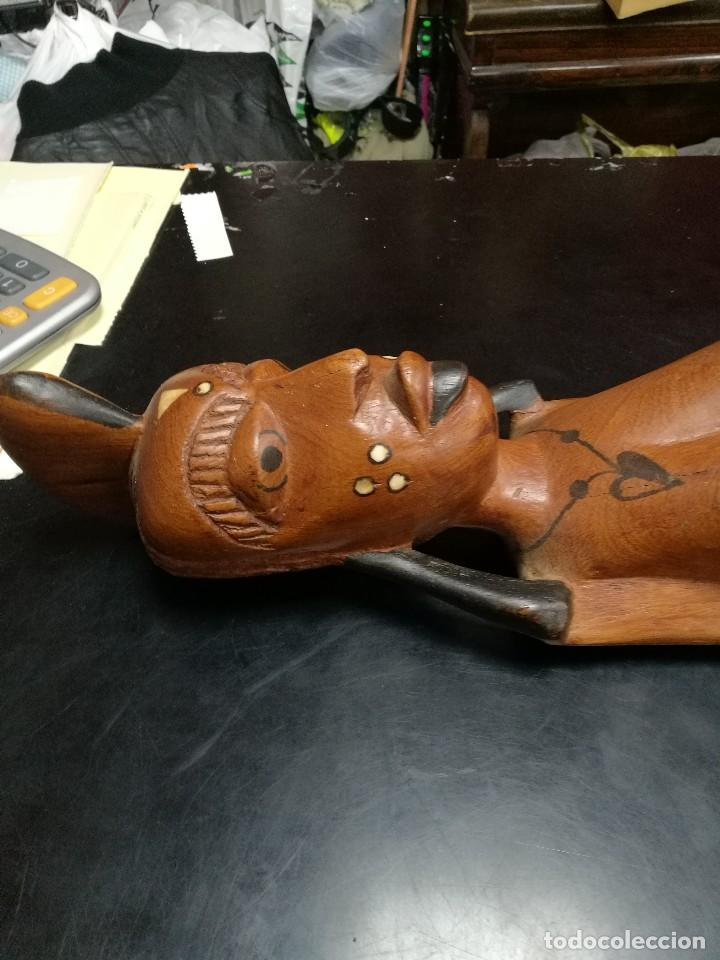 Arte: Talla de madera aficana - Foto 9 - 111109119