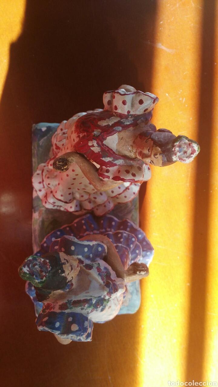 Arte: Flamencas en ceramica antigua de triana - Foto 4 - 111343555