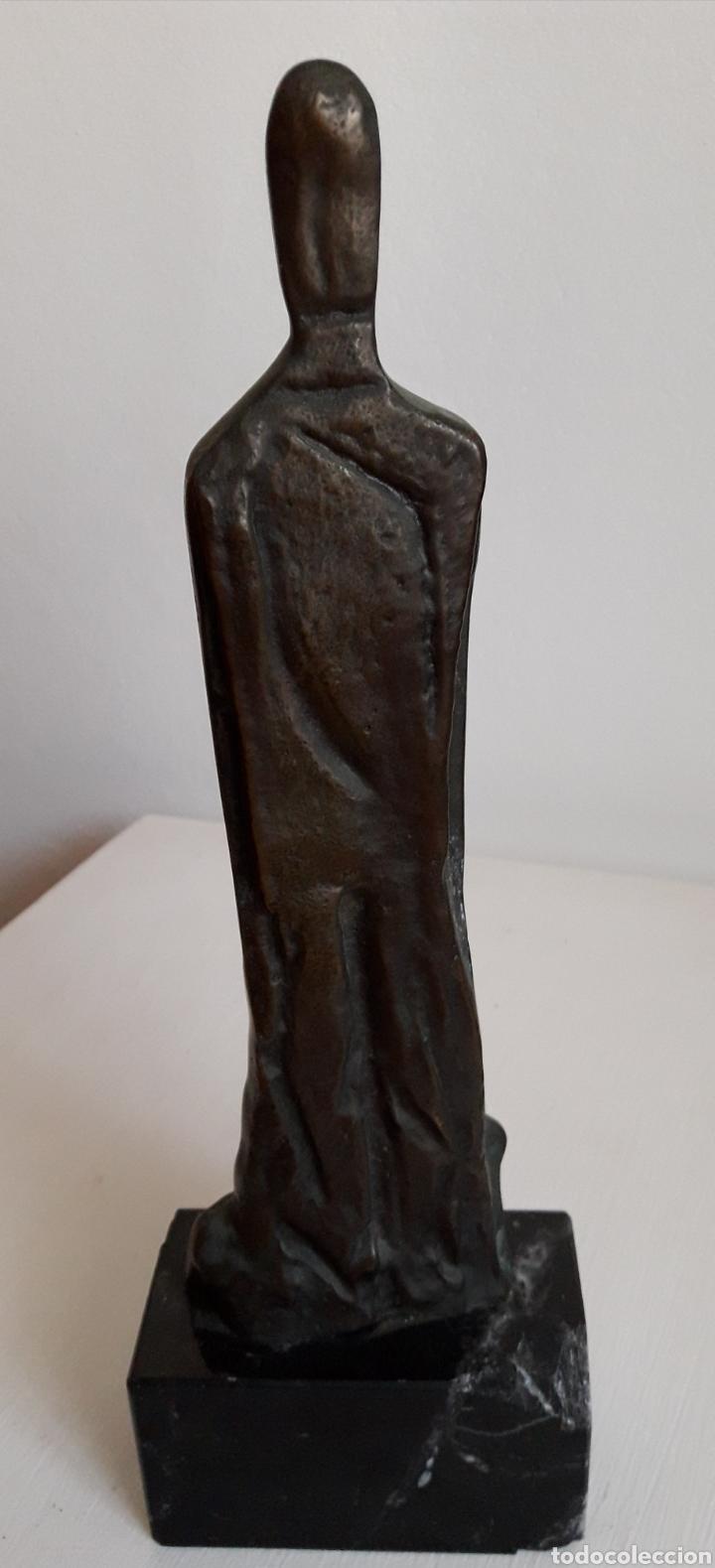 Arte: Escultura La Casera. Bronce. - Foto 3 - 111407540