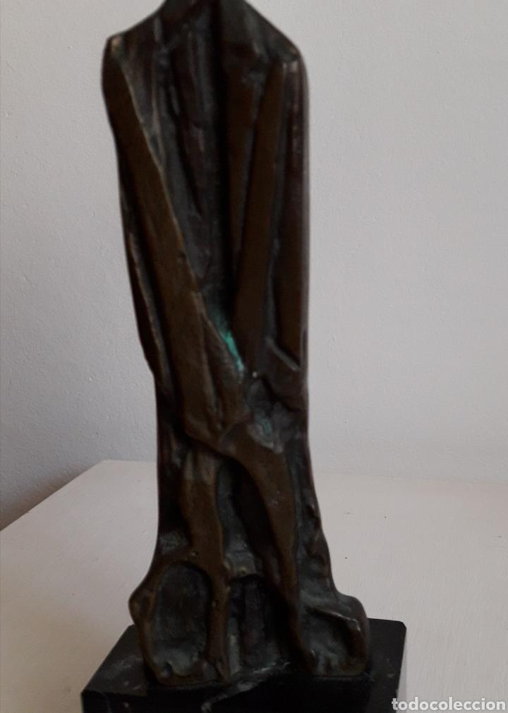 Arte: Escultura La Casera. Bronce. - Foto 4 - 111407540