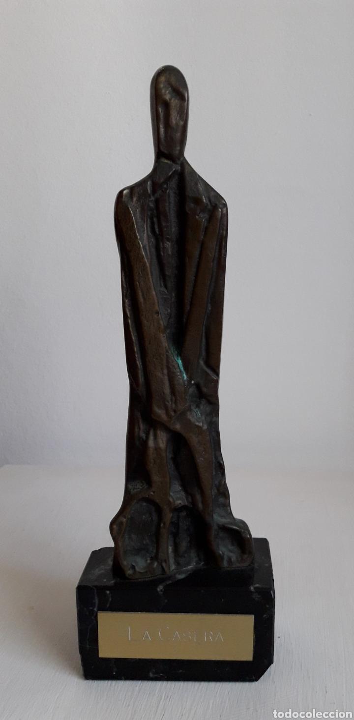 Arte: Escultura La Casera. Bronce. - Foto 5 - 111407540