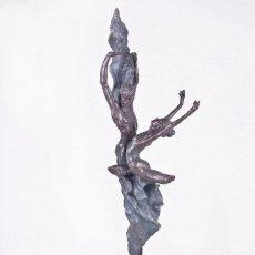 Arte: JOSEP BOFILL (1942), LA DANZA, ESCULTURA . Lote 111731743