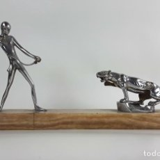 Arte: ESCULTURA ART DECÓ DE LA ESCUELA HAGENAUER. CIRCA 1950.. Lote 112211583