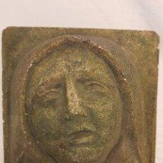 Arte: DOLOROSA DEL ARTISTA ESPAÑOL JOAQUÍN LUCARINI MACAZAGA (LANTARÓN 1905 – BURGOS 1969). Lote 112832739