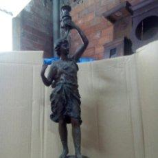 Importante escultura francesa siglo XlX