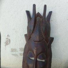 Arte: MASCARA AFRICANA. Lote 112977843