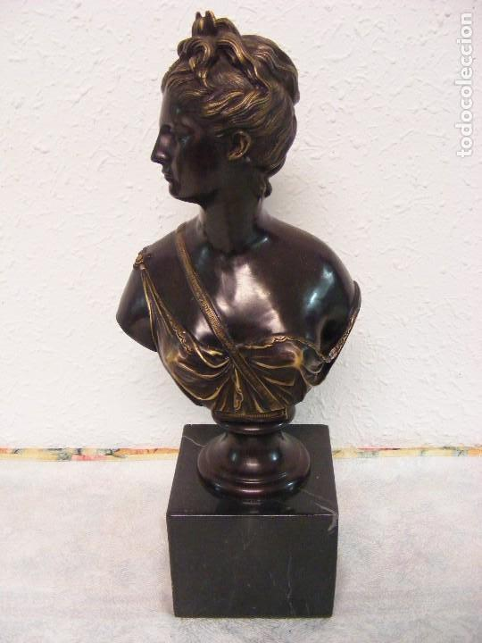 BRONCE MADAME POMPADUR (Arte - Escultura - Bronce)