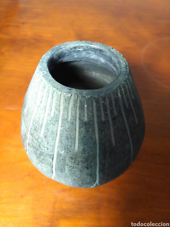 Arte: Antiguo jarron de terracota (sellado Marco) - Foto 3 - 113731866