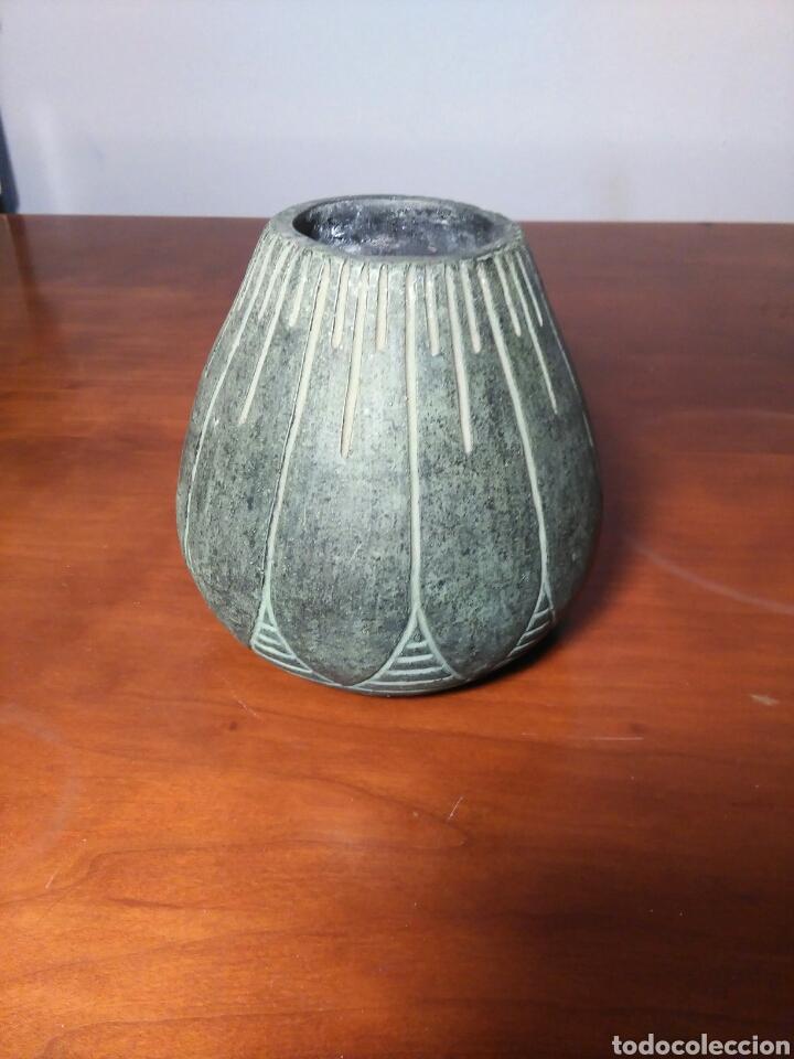 Arte: Antiguo jarron de terracota (sellado Marco) - Foto 4 - 113731866