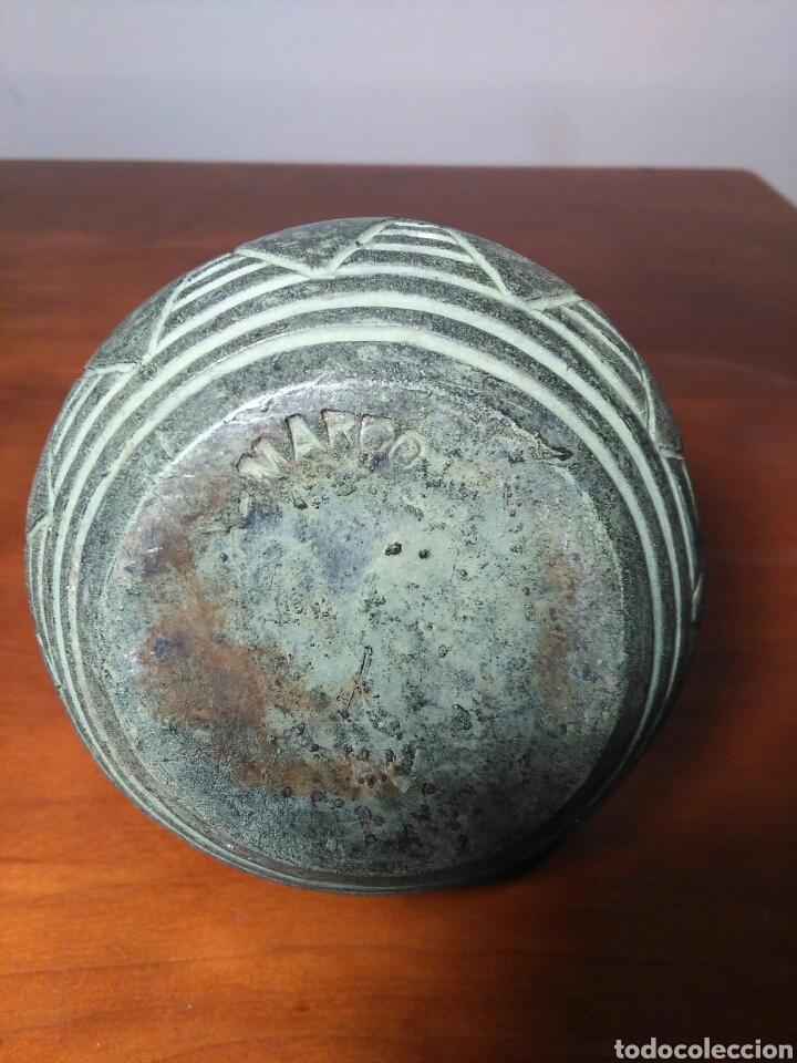 Arte: Antiguo jarron de terracota (sellado Marco) - Foto 5 - 113731866