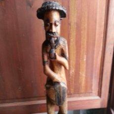 Arte: TALLA AFRICANA - MADERA .. Lote 114328259