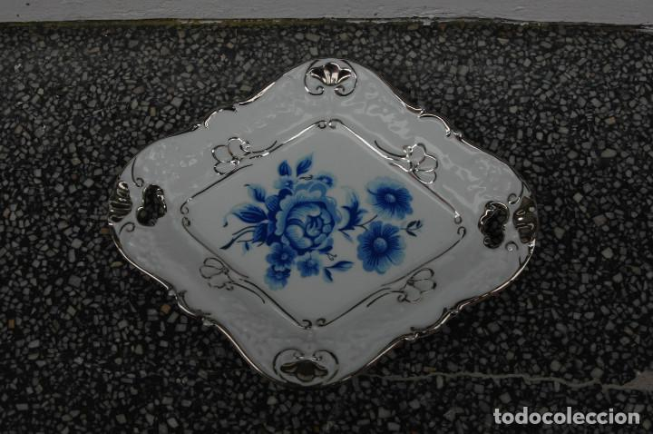 PLATO BANDEJA DE CERAMICA PORCELANA SARDA VER FOTOS (Arte - Escultura - Porcelana)