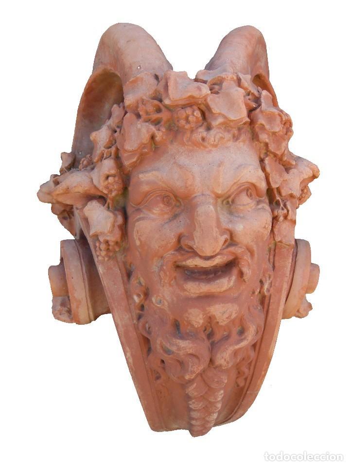 ESCULTURA DE TERRACOTA (Arte - Escultura - Terracota )