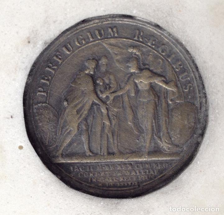 Arte: PIEZA NEOBARROCA EL ESCULTOR EMILE-ANDRE BOISSEAU(1842-1923)BAJORELIEVE EN MARMOL FECHADO PARIS 1872 - Foto 6 - 118149911