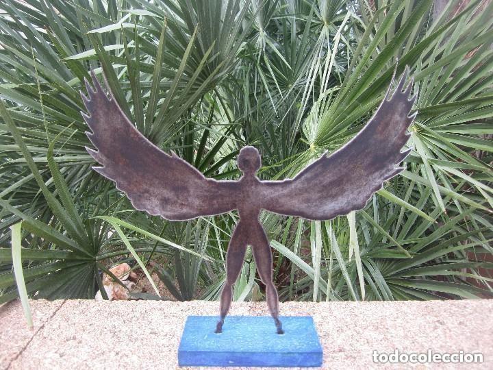 Arte: Escultura hierro - Foto 2 - 118570123