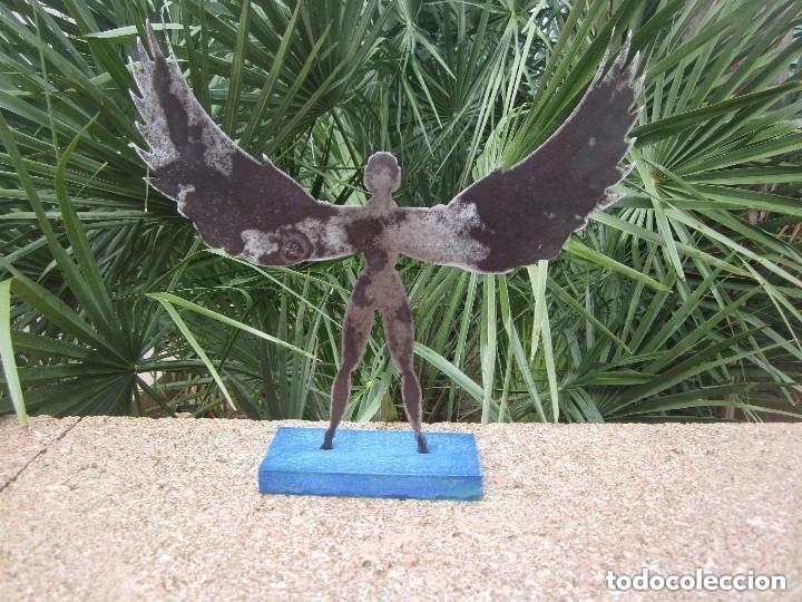 Arte: Escultura hierro - Foto 5 - 118570123