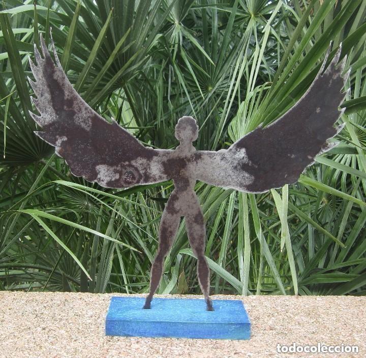 Arte: Escultura hierro - Foto 7 - 118570123