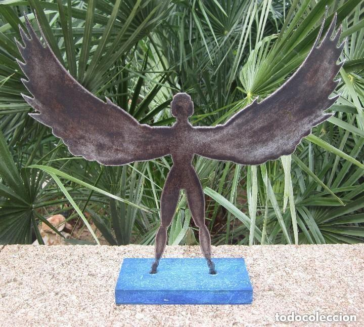 Arte: Escultura hierro - Foto 8 - 118570123