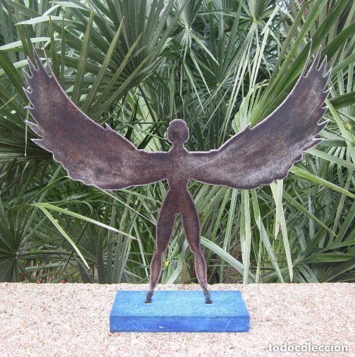 Arte: Escultura hierro - Foto 9 - 118570123