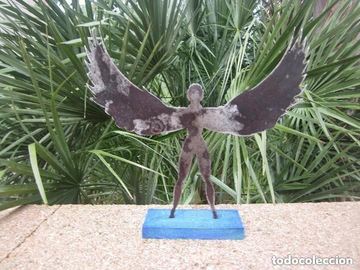 Arte: Escultura hierro - Foto 13 - 118570123