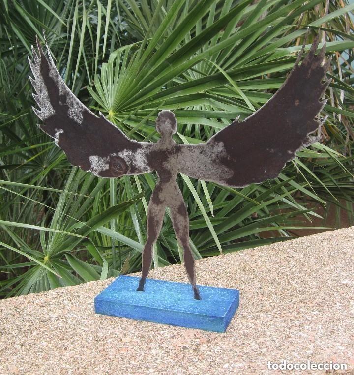 Arte: Escultura hierro - Foto 14 - 118570123