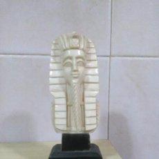 Arte: FARAÓN EN MARFIL. Lote 177143024