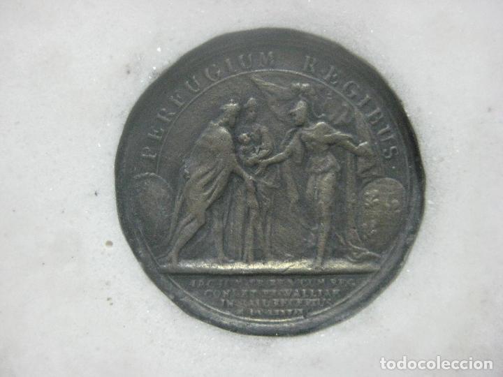 Arte: PIEZA NEOBARROCA EL ESCULTOR EMILE-ANDRE BOISSEAU(1842-1923)BAJORELIEVE EN MARMOL FECHADO PARIS 1872 - Foto 20 - 118149911