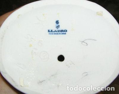 LOTE FIGURAS DE LLADRÓ, PERFECTO ESTADO (Arte - Escultura - Porcelana)
