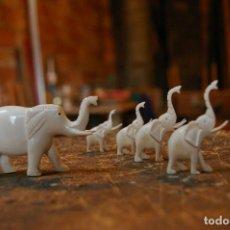 Arte - Elefantes marfil - 119706131
