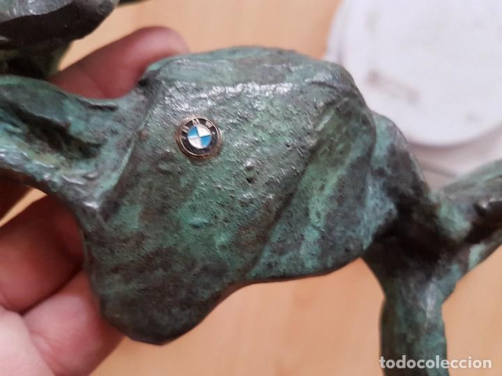 Arte: Lote escultura BMW firmada numerada d Andres - Foto 3 - 120996519