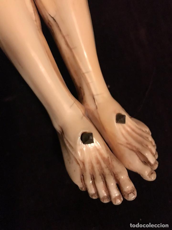 Arte: Cristo de marfil - Foto 3 - 121475867