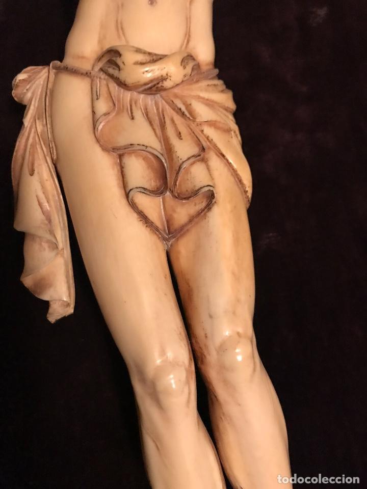 Arte: Cristo de marfil - Foto 4 - 121475867