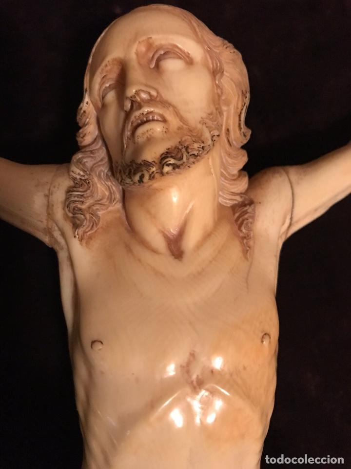 Arte: Cristo de marfil - Foto 6 - 121475867