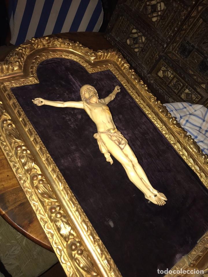 Arte: Cristo de marfil - Foto 7 - 121475867