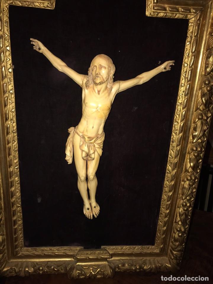 Arte: Cristo de marfil - Foto 9 - 121475867