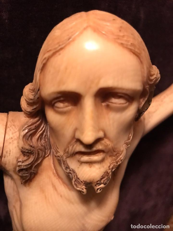 Arte: Cristo de marfil - Foto 10 - 121475867