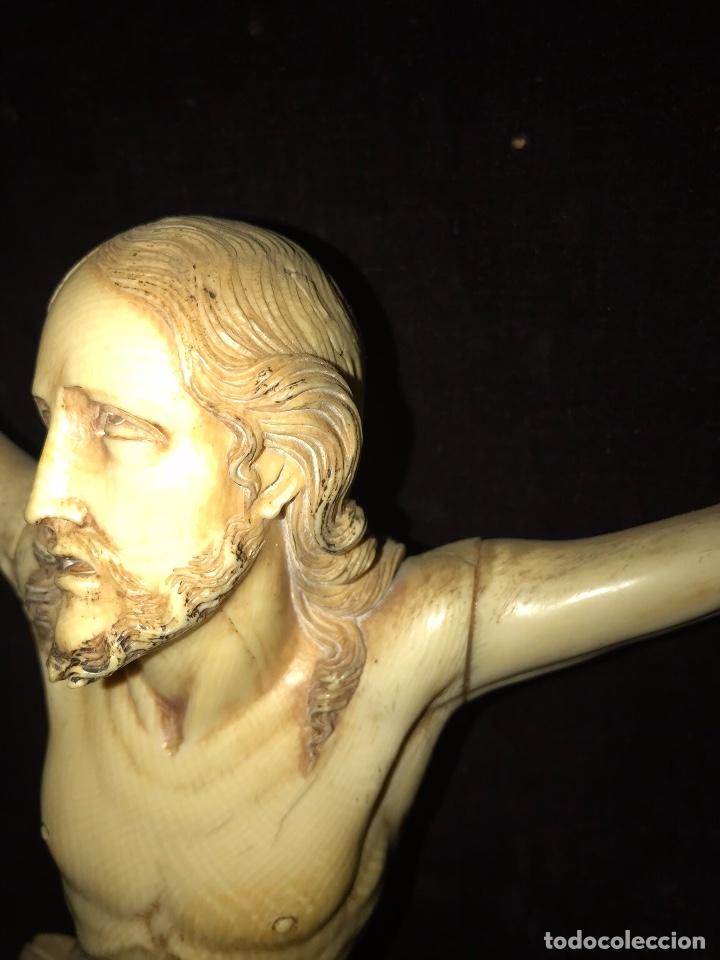 Arte: Cristo de marfil - Foto 12 - 121475867