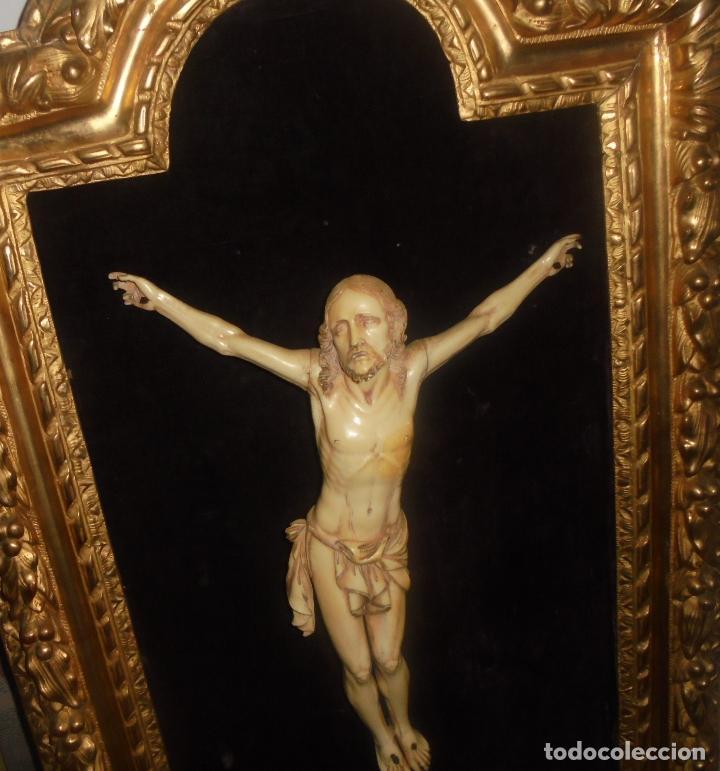 Arte: Cristo de marfil - Foto 13 - 121475867