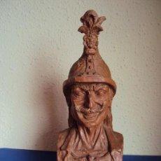 Arte: (ANT-180500)TERRACOTA - GEGANT VELL DE SOLSONA - FIRMADO - AJUNTAMENT AL HONORABLE SR.MACIA ALAVEDRA. Lote 122076591