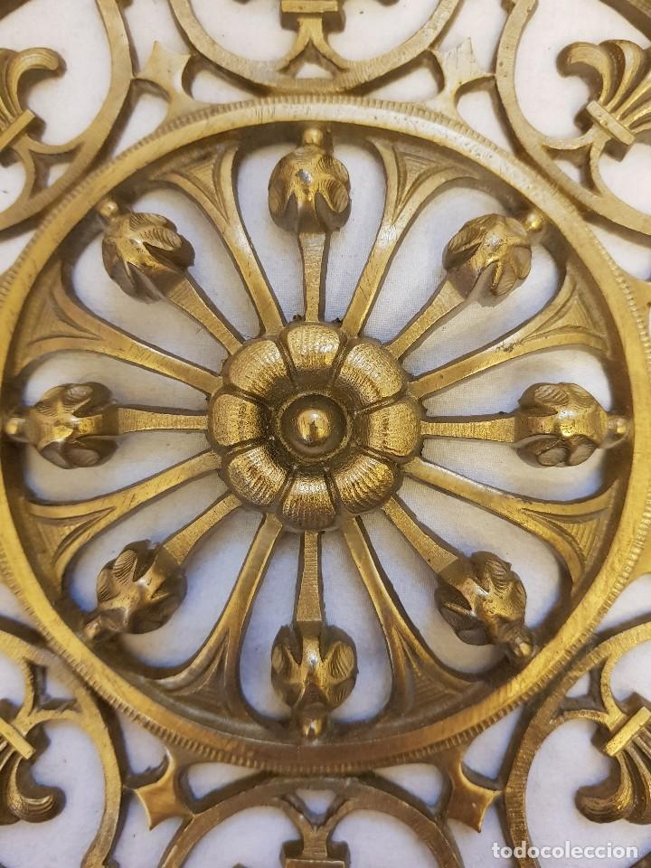 Arte: Aplique bronce. Finales siglo XIX - Foto 5 - 122311479