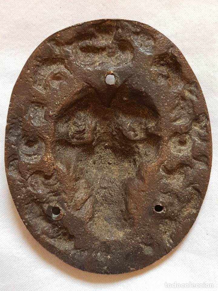 Arte: Aplique bronce y ángel. Siglo XVII-XVIII - Foto 6 - 122311811