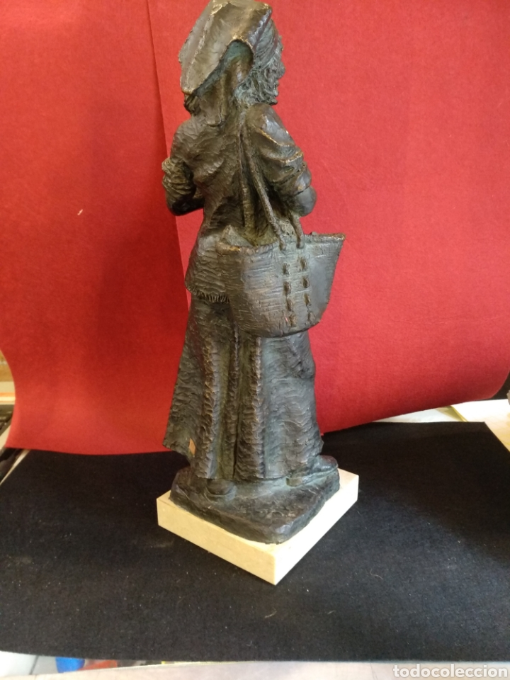 Arte: Escultura firmada J. Bofill. n°68. Grande 45cm - Foto 7 - 122952150