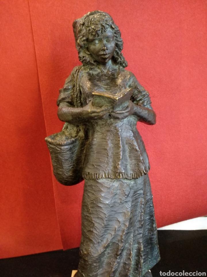 Arte: Escultura firmada J. Bofill. n°68. Grande 45cm - Foto 9 - 122952150