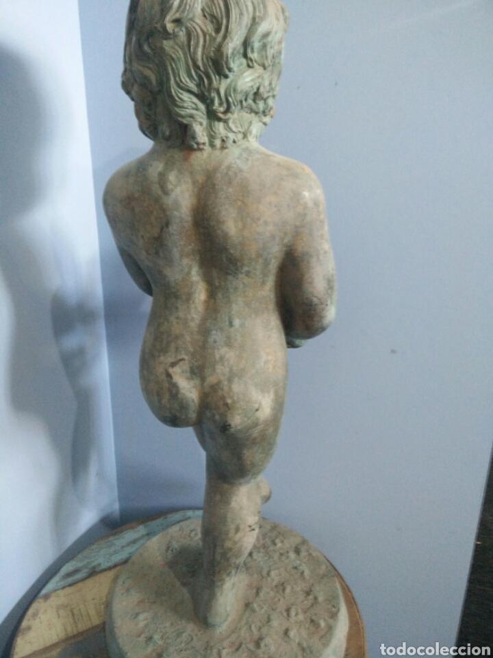 Arte: Bronce de niño con maracas A D - Foto 4 - 123575939