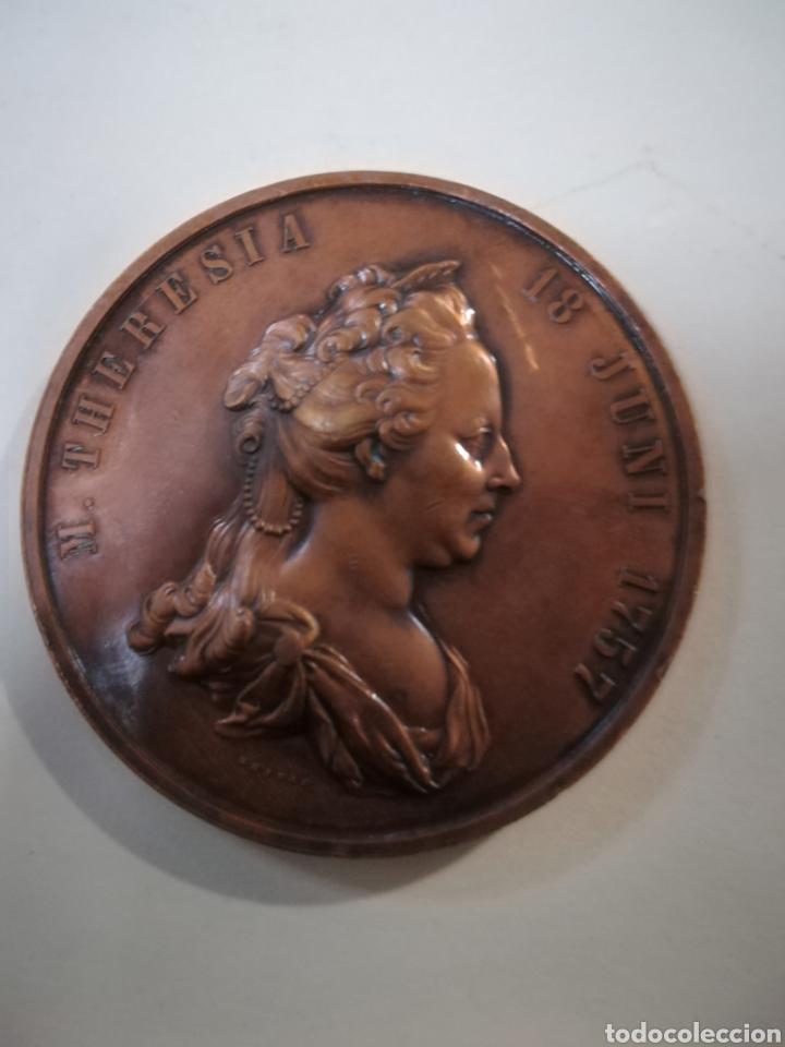 Arte: 4 medallas de bronce comemorativas - Foto 11 - 124930751