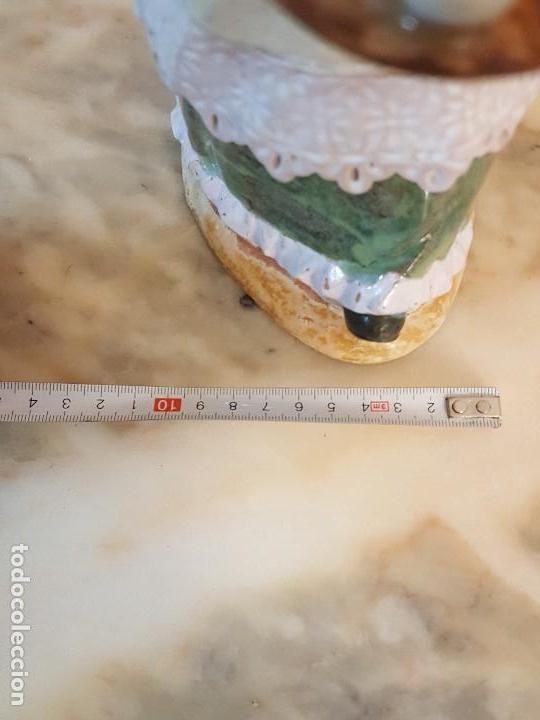 Arte: Figura porcelana Doncella: PORCELANA ARTÍSTICA LEVANTINA - Foto 6 - 127871887