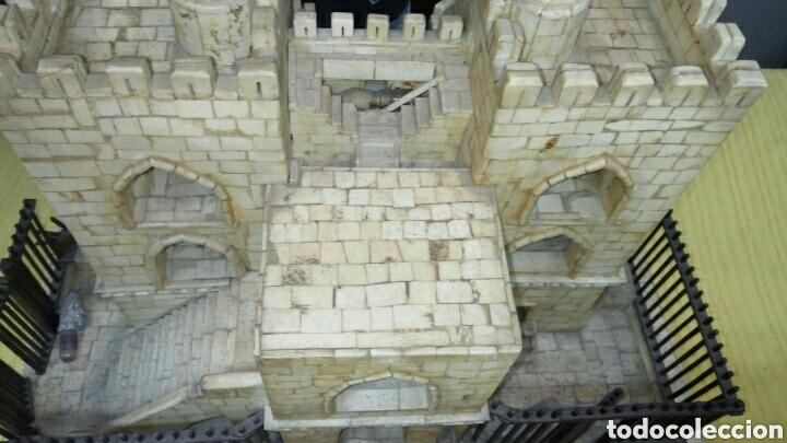 Arte: CONSTRUCCION ARTESANAL DE TORRES DE SERRANOS VALENCIA TALLADA A MANO EN HUESO Y MADERA(ver fotos) - Foto 18 - 127703959