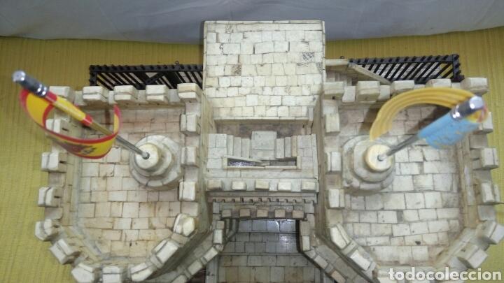Arte: CONSTRUCCION ARTESANAL DE TORRES DE SERRANOS VALENCIA TALLADA A MANO EN HUESO Y MADERA(ver fotos) - Foto 17 - 127703959